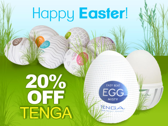 Shop 20% Off Tenga  Sex Toys.