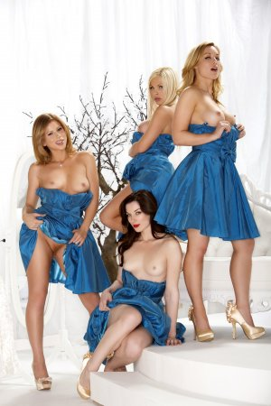 Bridesmaids from Digital Playground.