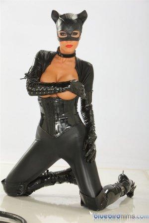 Katwoman XXX from Bluebird Films.
