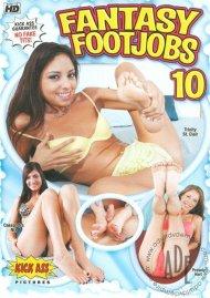 Fantasy Footjobs Vol. 10 Porn Movie