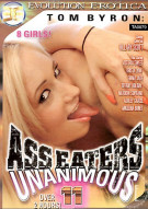 Ass Eaters Unanimous 11 Porn Video