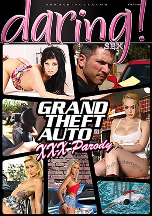 Grand Theft Auto: XXX Parody