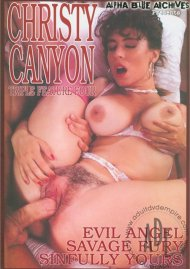 Christy Canyon Triple Feature 4 Porn Video