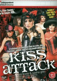 Kiss Attack Porn Movie
