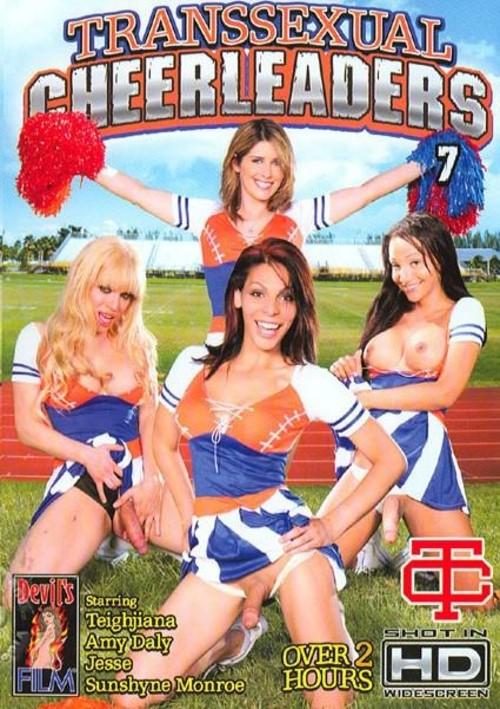 Transexual cheerleaders