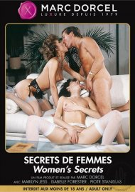 Womens Secrets (French) Porn Video