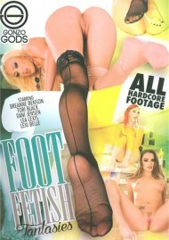 Foot Fetish Fantasies Porn Movie