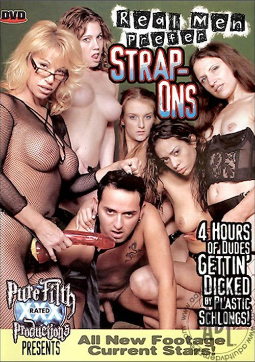 Real Men Prefer Strap-Ons image