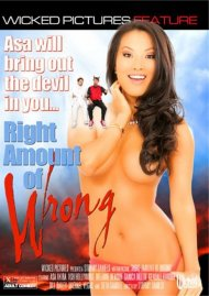 Watch Right Amount Of Wrong Porn Video from Wicked Pictures!