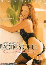 Erotic Stories: Lovers & Cheaters DVD Image from New Sensations.