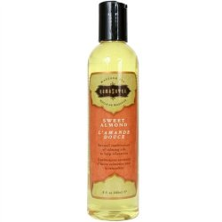 Kama Sutra Sweet Almond Massage Oil - 8 oz. Sex Toy