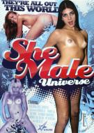 She Male Universe Porn Movie