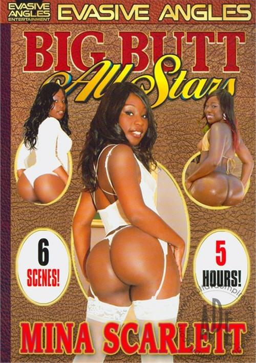 Big Butt All Stars: Mina Scarlett