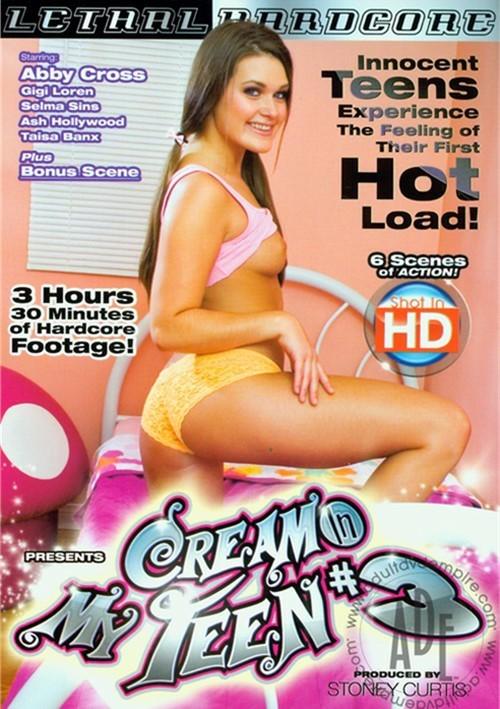 Cream In My Teen #3 DVD Porn Movie Image