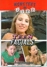 Monsters Of Jizz Vol. 17: Teen Facials Porn Video