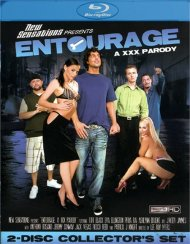 Entourage: A XXX Parody Blu-ray Image from New Sensations.