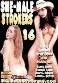 She-Male Strokers 16 Porn Video