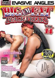 Big-Um-Fat Black Freaks 14 Porn Movie