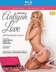 Aaliyah Love: All You Need Is Love (Blu-ray + Digital 4K) Blu-ray