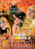 Italian Girls in Los Angeles Porn Movie