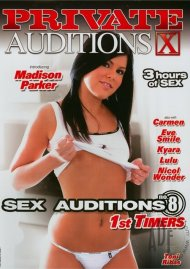Private Sex Auditions 8 Porn Movie