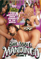 She-Male Mandingo Vol. 3 Porn Movie