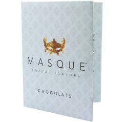 Masque Sexual Flavors - 3 pack Chocolate Sex Toy