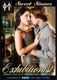 The Exhibitionist DVD Box Cover Image