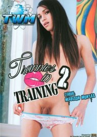 Trannies in Training 2 Porn Video Image from Third World Media.