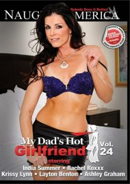My Dads Hot Girlfriend Vol. 24 Porn Movie