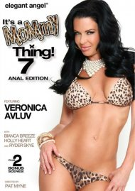 It's A Mommy Thing 7: Anal Edition DVD Image from Elegant Angel.