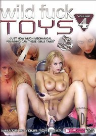 Wild Fuck Toys Vol. 4 Porn Video