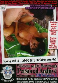 Dr. Moretwats Homemade Porno: Young Vol. 3 Porn Video
