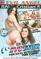 Live Gonzo Porn Movie