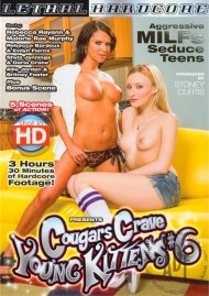Cougars Crave Young Kittens #6 Porn Video