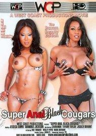 Super Anal Black Cougars Porn Video