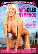 Wet & Oiled Nymphos Porn Movie
