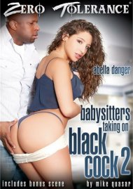 Babysitters Taking On Black Cock 2 DVD Image from Zero Tolerance Ent.