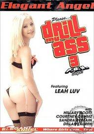Please... Drill My Ass #3 Porn Movie