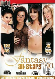 Fantasy All-Stars #10 Porn Video