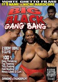 Big Black Gang Bang Porn Movie
