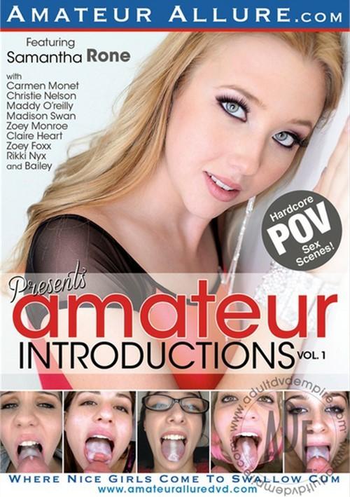Amateur Introductions VOl. 1 Porn Movie