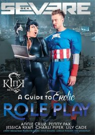 Kink School: A Guide To Erotic Role Play Porn Video Image from Severe Sex.