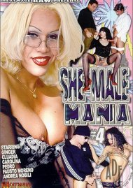She-Male Mania #4 Porn Movie