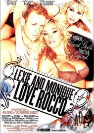 Lexie and Monique Love Rocco Porn Movie