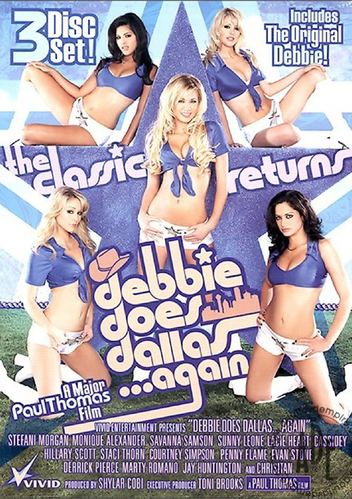 Debbie Does Dallas...Again