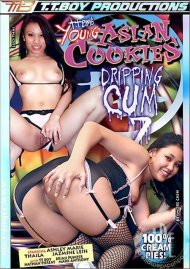 Young Asian Cookies Dripping Cum 7 Porn Video