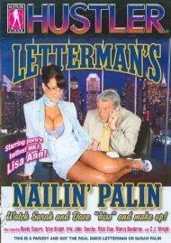Lettermans Nailin Palin Porn Video