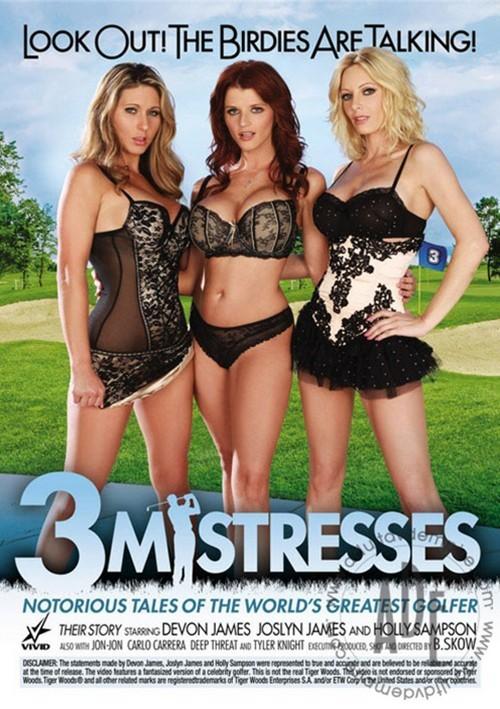 3 Mistresses Porn Movie