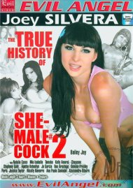 True History Of She-Male Cock 2, The Porn Video